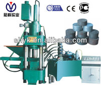 Professional hydraulic sponge iron briquette machine from Shanghai Yuke