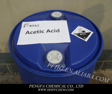 high quality glacial acetic acid chemical market