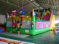 Parque infantil inflable al aire libre alquileres comerciales