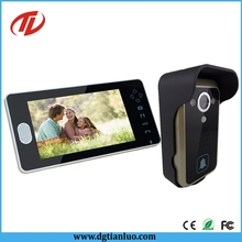 Best design 7 inch HD monitor screeen sip door phone