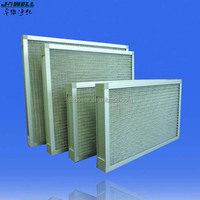 Industrial Kitchen Cooking Oil Filter with Aluminum Metal Mesh Pack