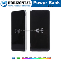 Wanted dealers and distributors Qi wireless charger wireless power bank charger ,dual usb power bank 8000mah