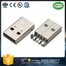 FBUSBA1-110 5 pin mini usb b smt female usb to ethernet adapter USB/A Type/Plug/SMT Type