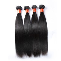 2015 Aliexpress hot sell cambodian remy human hair 10 inch 3 pcs lot