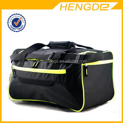 Newest export black polyester laptop trolley bag