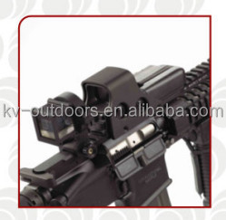 KV1-035 Tactical Reflect Angle Sight 360 Degree Rotate For Laser Sight Picatinny W/ Rail