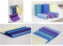 PP nonwoven interlining fabric in diamond or dot