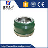 High quality casting brake drum used for VOLVO heavy truck 1599012