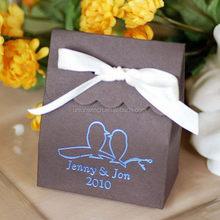 Popular classical hot selling wedding box gift