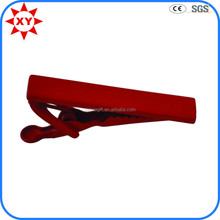 Custom tie clip manufacturers wholesale red tie clip