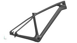2016 Workswell Racing 27.5er MTB Carbon Frame 650B Full Carbon