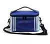 600D Stripe Frozen Food Cooler Bag Tote Bags
