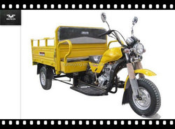 3 Wheel Motor Cabin Tricycle