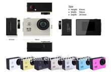 mini 1080p full HD sport DV,sports cam,120 degrees Lens mini camera A9, 2 inch mini car recorder,