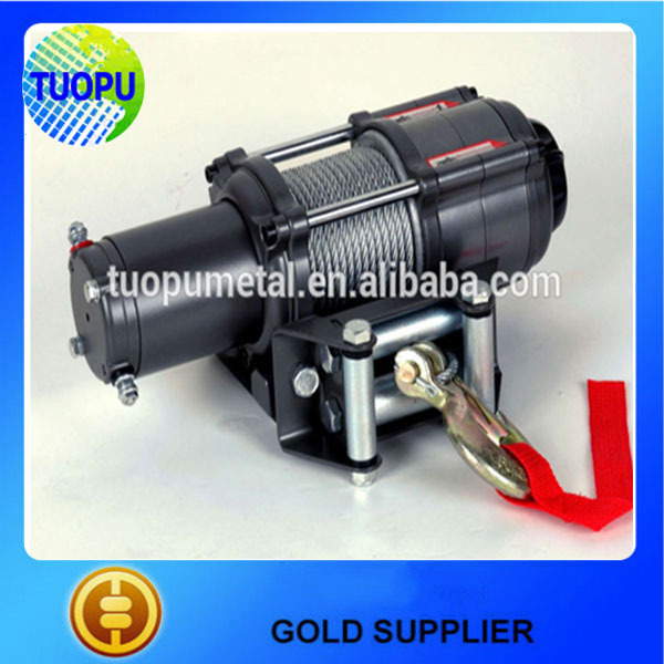 Made In China Electric Motor For Winch 12v 12v Electric