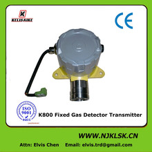 K800 fixed factory use concerntraction monitor online NH3 gas alarm