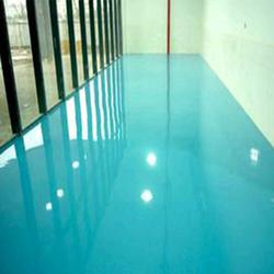 Oil Resistant Epoxy for Garage Floors