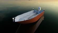 SANJ New developped 6m rescue boat /steamboat