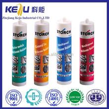 Construction acrylic silicone sealant fire-proof silicone sealant, acrylic caulk