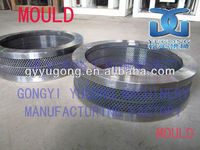 suitable to LGX ring die pellet machine molds for the manufacture of the pellet