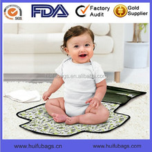 cheap foldable changing mat for baby custom printed baby changing mat