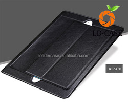 Folding Stand Case Ultra Thin Magnetic Smart Cover PU Leather Case for Apple iPad Mini/Mini2