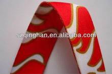 High quality heat transfer printed elastic waistband