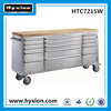 Trade assurance 72 inch Professional stainless steel costco tool cabinets
