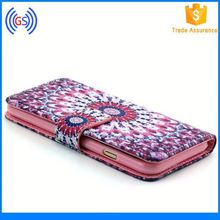 flip cover leather case for lenovo a7000,Luxury 3D Printing Animal Flip Leather case