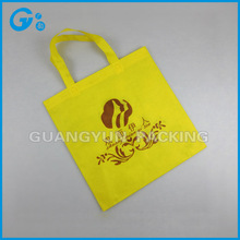 silk printing non woven shopping bag