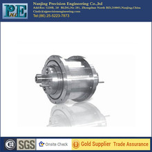 Precision 5 axes seal shaft coupling