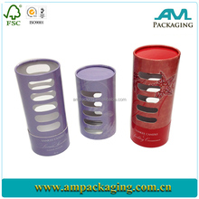 Dongguan Factory best price rigid paper board gift box paper tube
