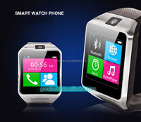 Great Asia Newest design Bluetooth wrist watch accept paypal