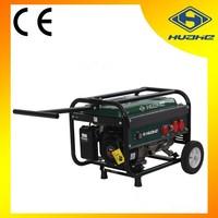4-stroke 6.5hp gasoline generator 2kva key start,generator gasoline