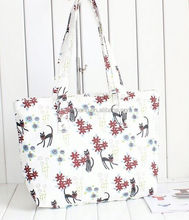 cotton bag/ cotton wine gift bag/ cotton shopping tote bags
