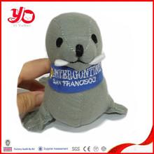 2015 good quality dolphin toy, dark grey dolphin toy, plush dolphin