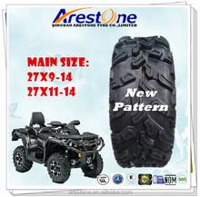 Mini jeep tires 27X9-14 27X11-14