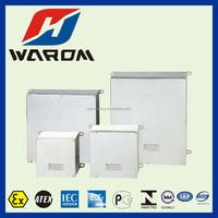 FXJ- Series Weatherproof Terminal Boxes