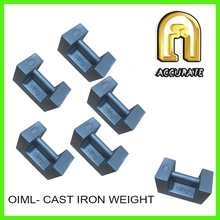 OIML M1 class 20kg cast iron weights, OIML M1 class 20kg cast iron weights, elevator load test weights