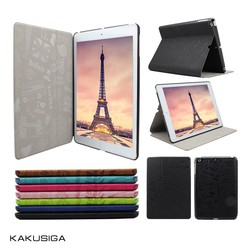 2015 new arrival hot sale leather case for ipad 4 /for ipad 4 cover case