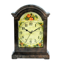 Plastic Antique Table grandfather clock