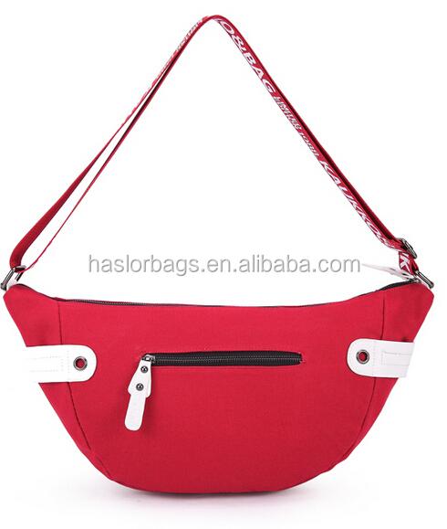 Mode loisirs coton sac à bandoulière pour dame
