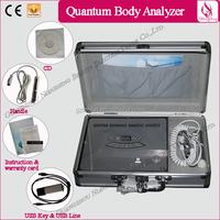 2015 Simple Use Quantum Resonance Magnetic Analyzer, Quantum Magnetic Resonance Body Scanner