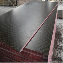 Black/Brown Film Faced Plywood For Construction,Wood Construction materials,shuttering plywood