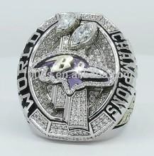 2012 Baltimore Ravens Super Bowl championship rings