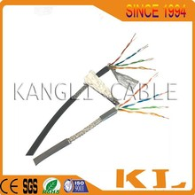 d-link lan cable cat6 lan cable cat6 23awg/24awg best price stp cat6 lan cable