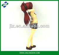 Japan school sex girl animal figure anime figure 3d sexy japanese figures anime