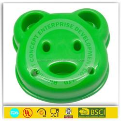 mini bear head shape lunch shapers