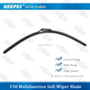 China supplier new product auto parts clear view windshield multi-functional wiper blade for most car size