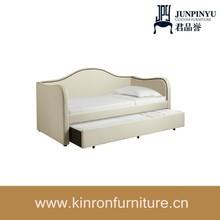 2015 el más popular moderna diseño antiguo de madera sofá cama venta